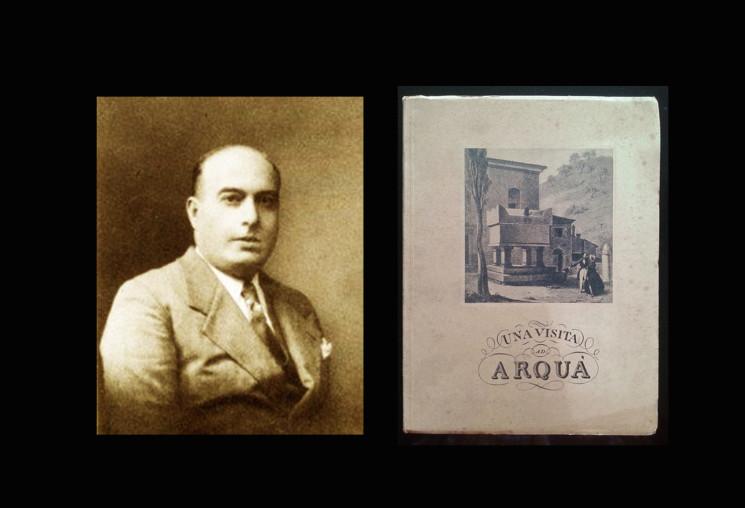Adolfo Callegari, Custode dei Colli Euganei