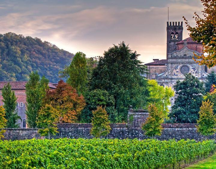 L'autunno dei Colli Euganei nelle Ultime Lettere di Jacopo Ortis di Ugo Foscolo