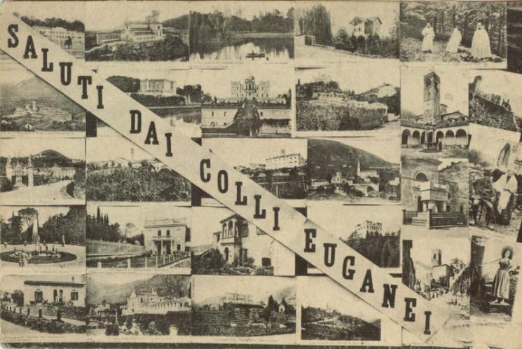 Il Primo Novecento nei Colli Euganei