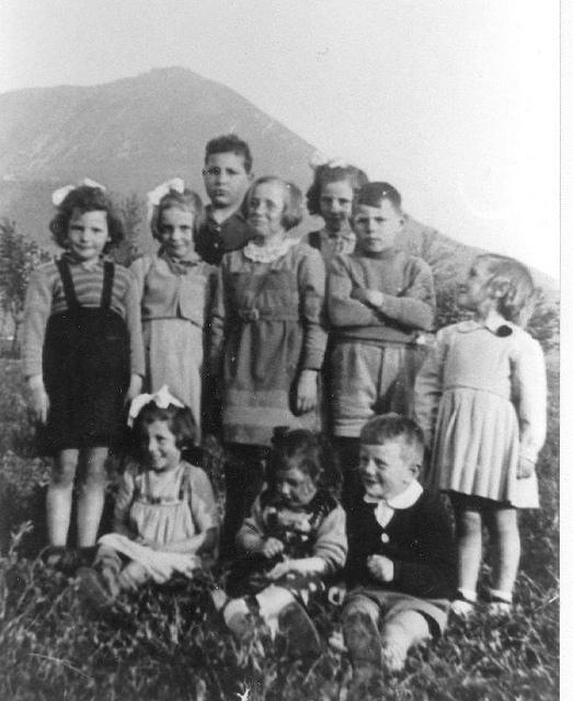 Pasqua Euganea ad Este… negli anni 50!!!