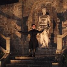 Teatro al Castello di Valbona a Lozzo Atestino