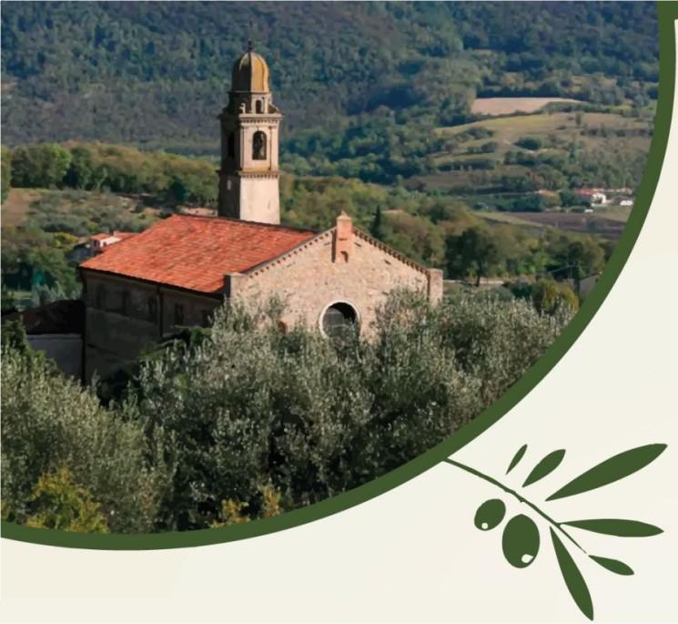 Frantoio di Arquà Petrarca: Evo del Borgo