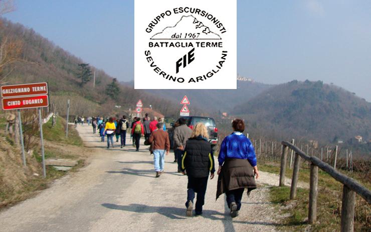 Gruppo Escursionisti di Battaglia Terme