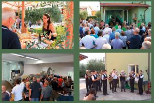 Inaugurazione frantoio evo del borgo ad arquà