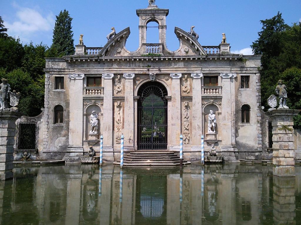 Giardino monumentale di valsanzibio colli euganei - Foto giardini ville ...