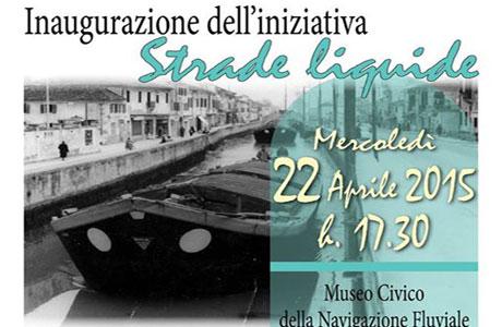 Strade liquide Museo Diffuso di Battaglia Terme