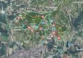 Percorso Ruta Patavina da Baone a Calaone per Piombà