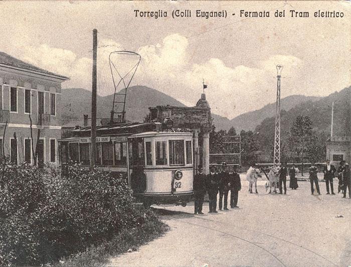 1911-1952 La Tramviaria Padova, Abano, Torreglia