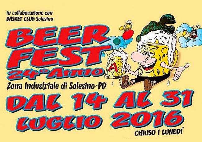 Festa della Birra di Solesino – Beer Fest