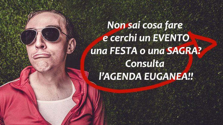 Consulta l'Agenda Euganea