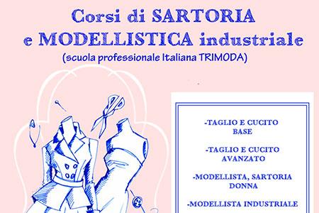Corso di Sartoria e Modellistica Industriale