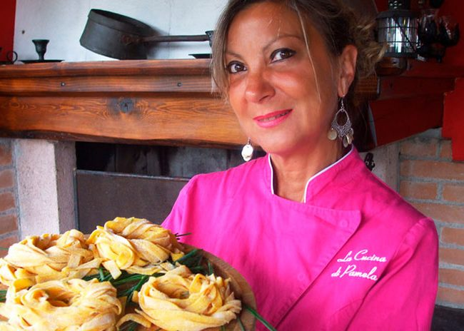 Corsi di Cucina con Pamela