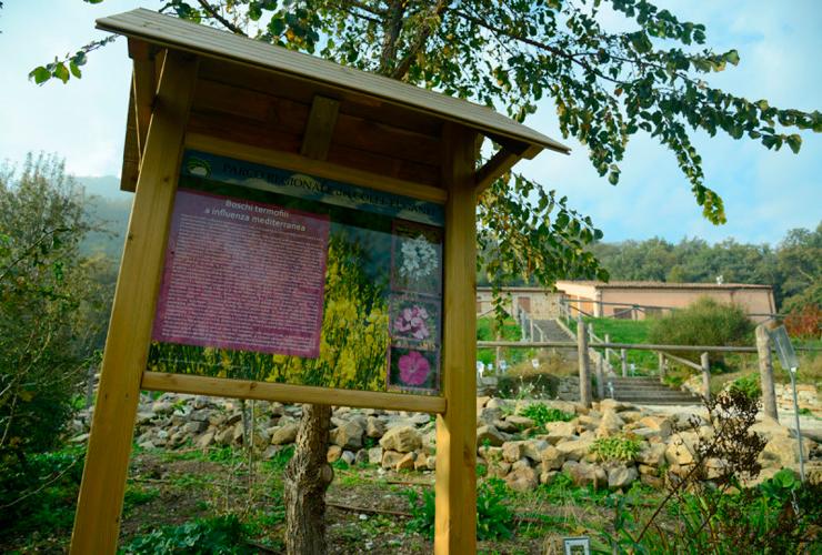 Casa Marina – Centro Visite e Laboratorio di Educazione Ambientale