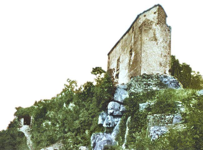 La Leggenda di Speronella a Rocca Pendice