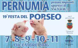 Festa del porseo 2016 Locandina 33x488