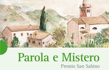 Premio internazionale di Poesia Religiosa San Sabino