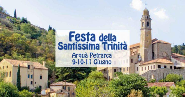 Festa della Santissima Trinità ad Arquà Petrarca