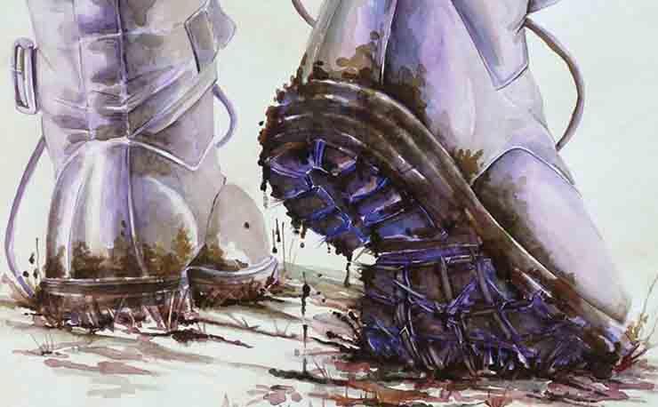 I Colli Nelle Scarpe
