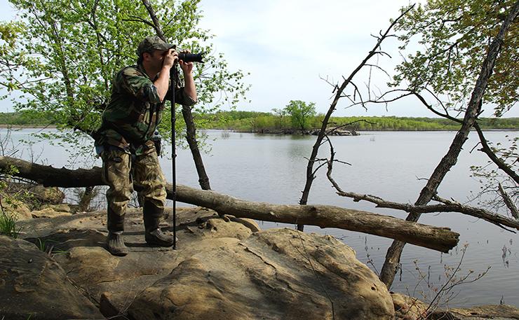 Il Birdwatching per Allenare Corpo e la Mente