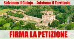 Salviamo il Catajo – Salviamo il Territorio – Firma la Petizione