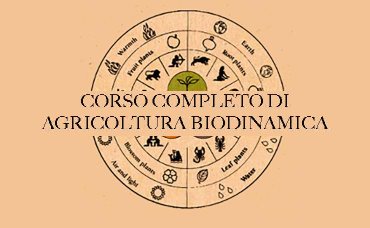 Corso Completo di Agricoltura Biodinamica