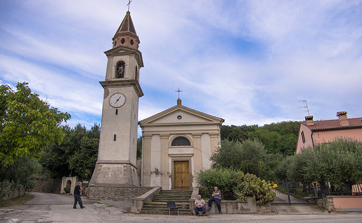 Piccolo Borgo Antico di Cornoleda
