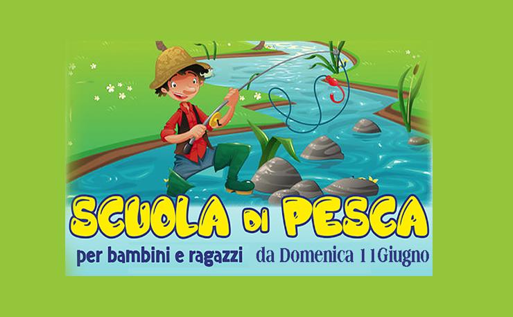 Scuola di Pesca per Bambini e Ragazzi