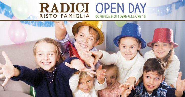 Open Day Radici Risto Famiglia