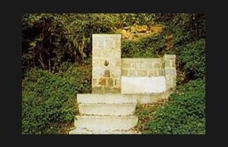 Fontana del Pissarotto delle Cà Bianche
