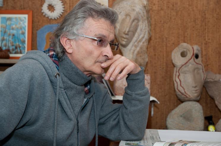 Alfredo Barbiero Scultore, Il Suono Caldo della Trachite