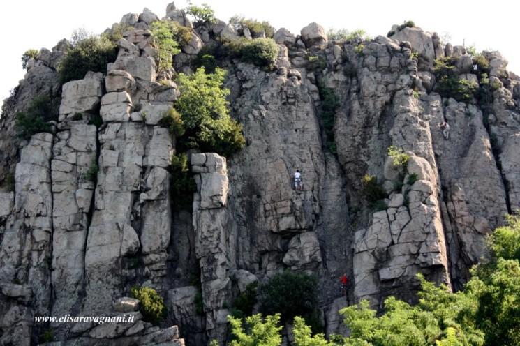 Rocca Pendice… una Palestra di Roccia tra i Colli!
