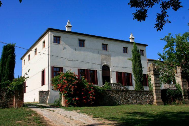 Villa Buzzaccarini di Marendole… Cinque secoli di storia