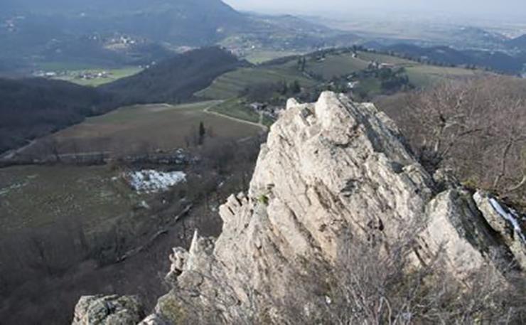 Sentiero n. 2 Colli Euganei Centrali