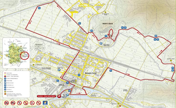 """Sentiero n. 15 """"Ferro di Cavallo"""""""