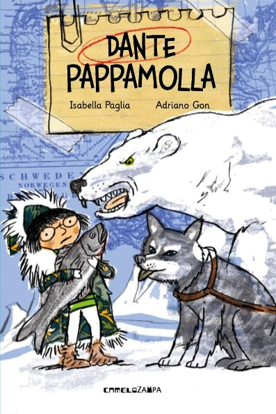 Dante Pappamolla, di Isabella Paglia