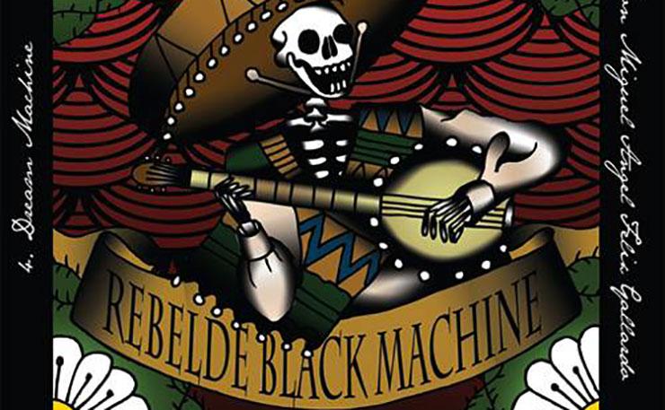 Rebelde Black Machine