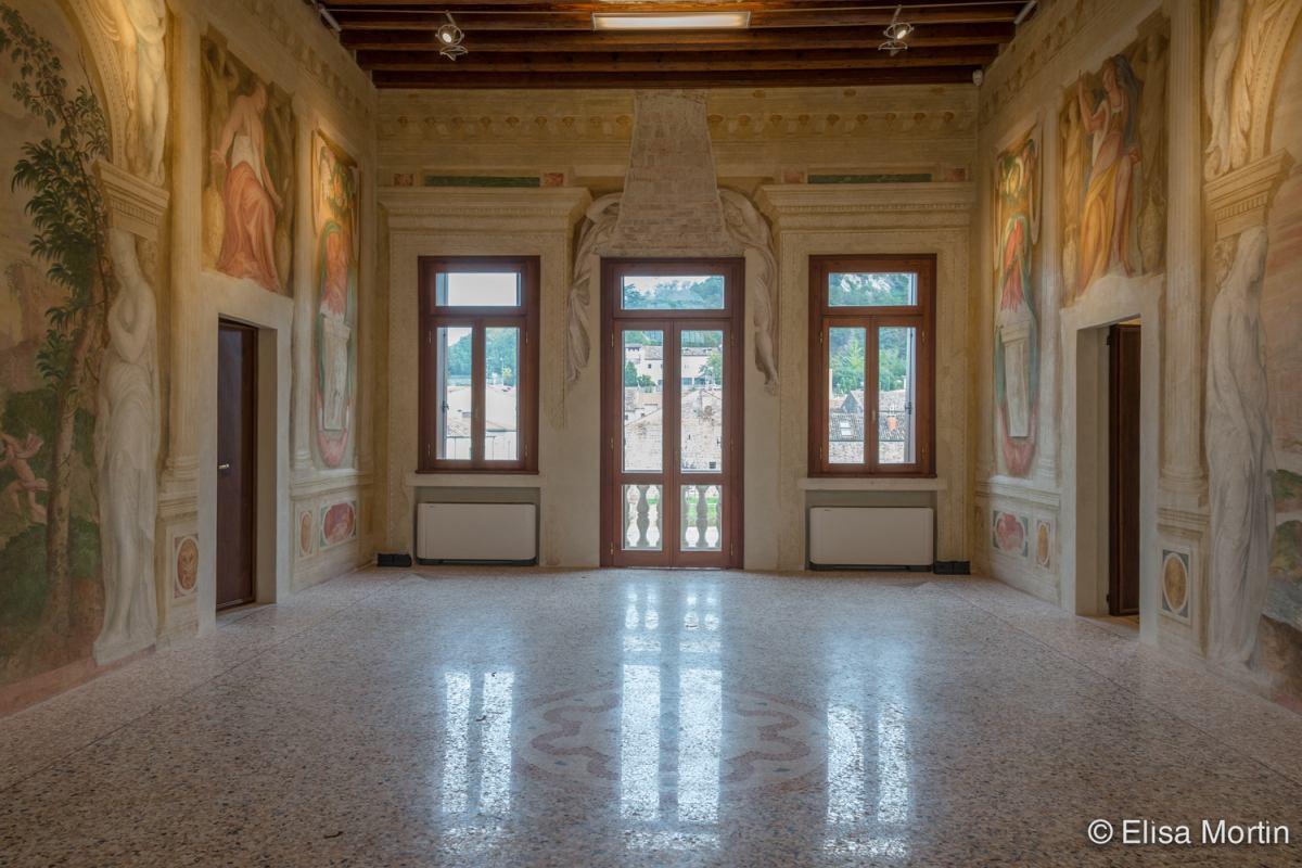 Interni Di Villa Pisani : Villa pisani colli euganei