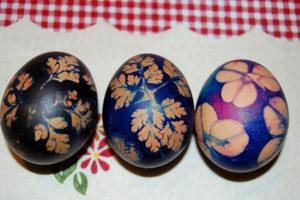 Uova multicolor: che Passione!