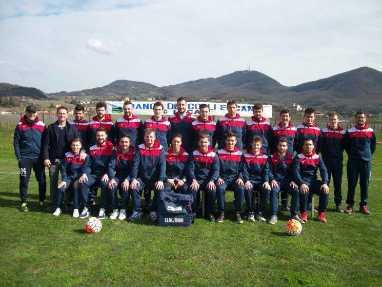 Calcio, la Scalata del Colli Euganei Calcio: dal Fondo alla Cima della Classifica