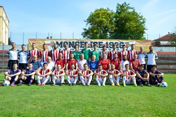 Il Monselice Calcio conquista la 1a categoria