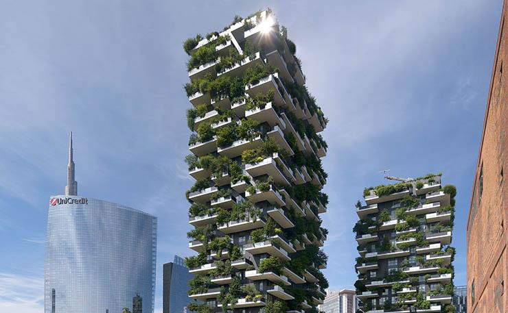 A Cosa serve il Verde in Città?