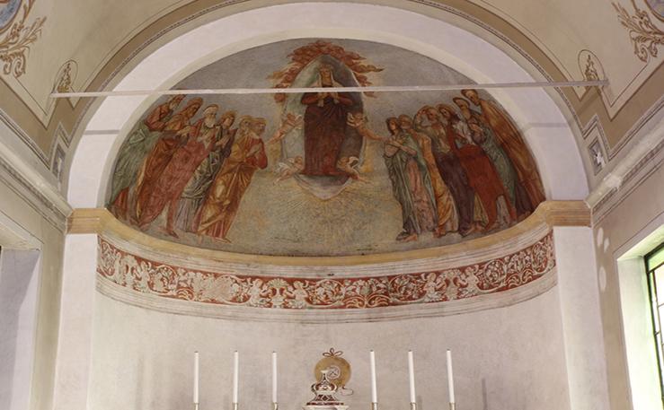 Possedimenti Monastici e Boschi Scomparsi