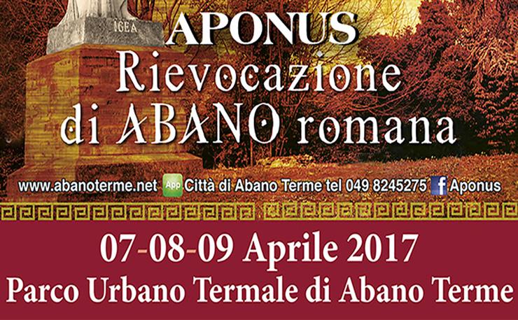 Calendario Manifestazioni Abano Terme.Aponus Rievocazione Di Abano Romana Colli Euganei