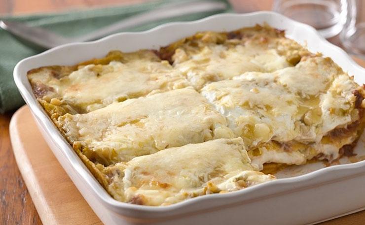 Lasagne al Forno con Asparagi Bianchi di Tribano