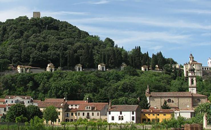 Santuario delle Sette Chiesette di Monselice