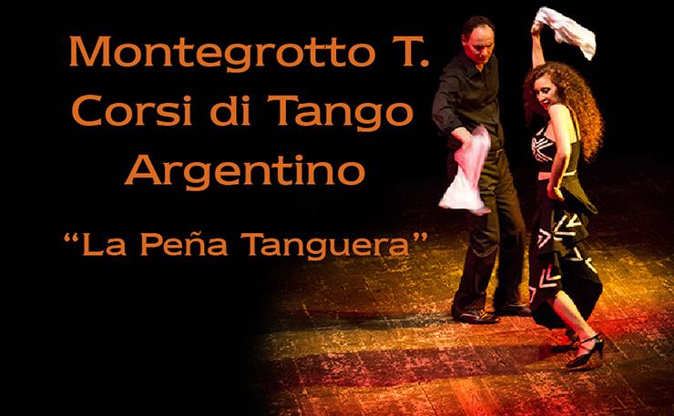 Corsi di Tango Argentino e Lezione di Prova Gratuita