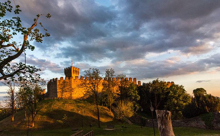 Castelli e Roccaforti del Medioevo Euganeo