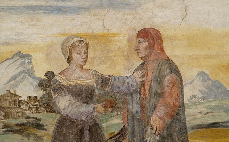 Francesco Petrarca e Laura