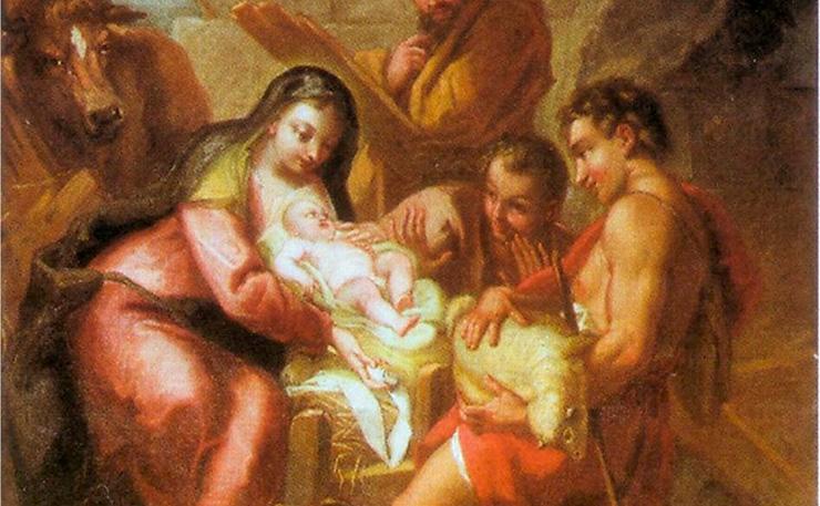 Itinerario Euganeo Natalizio nella Storia dell'Arte