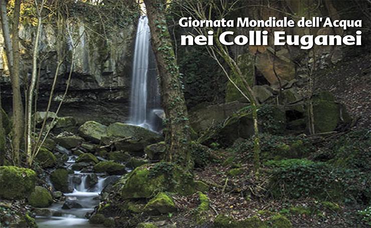 Giornata Mondiale dell'Acqua nei Colli Euganei
